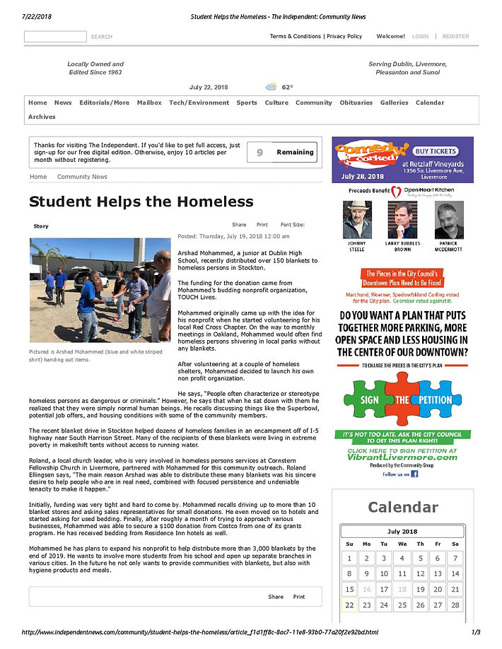 Student Helps the Homeless - The Independent_ Community News-page-001.jpg