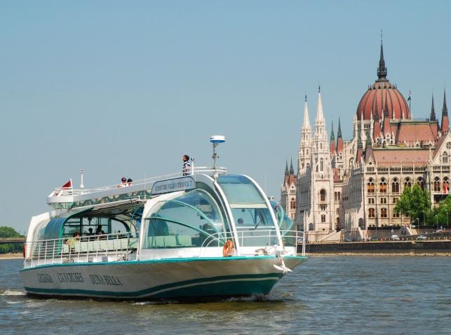 Budapest Boat Tour