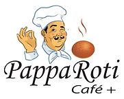 Pappa Roti Cafe Logo