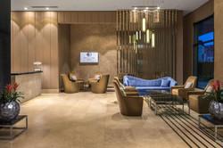DoubleTree by Hilton lobby minsk