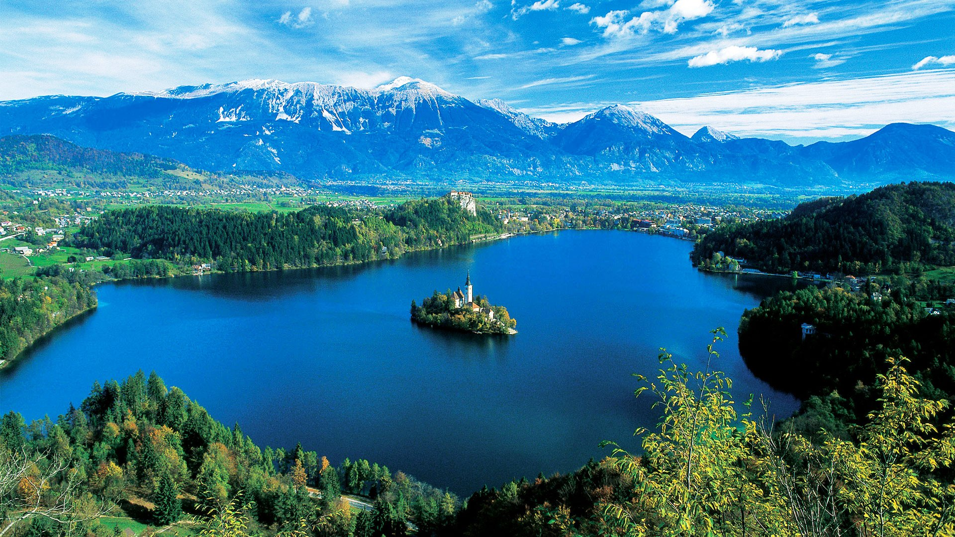 Bled Lake Tour