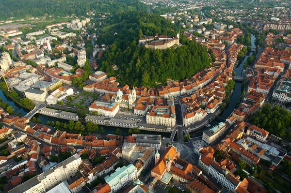 Ljubljana City Tour