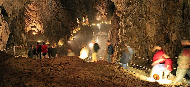 Postojna Cave & Predjama Castle Tour