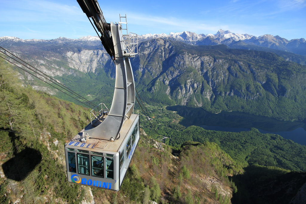 Vogel Cable Car