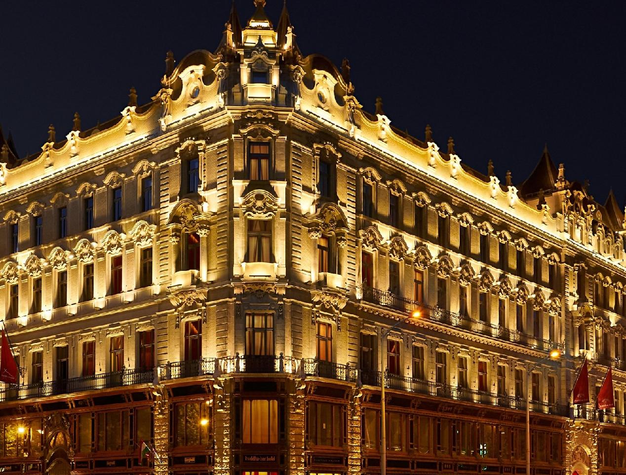 Buddha Bar Hotel Budapest  5*