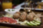 Falafel , Chickpeas , Arabic Restaurant