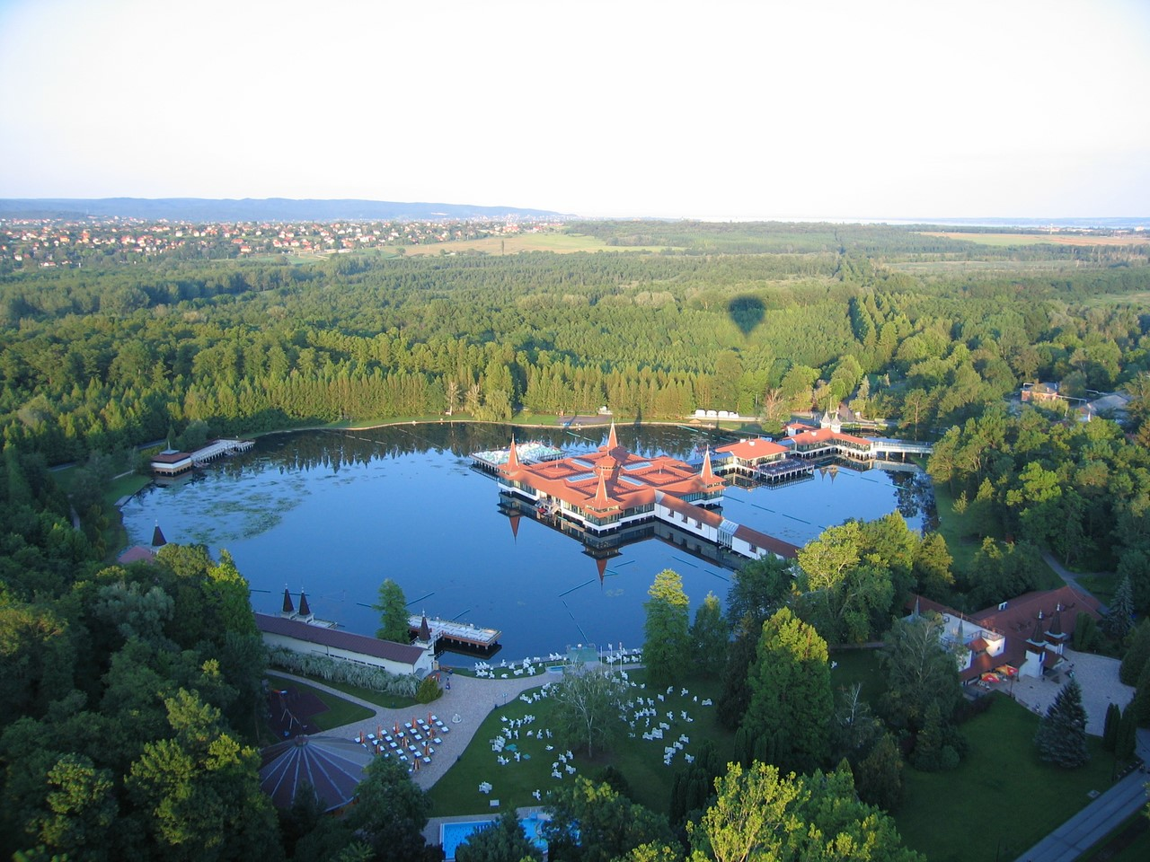 Heviz Lake