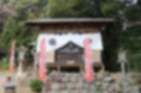 日龍峯寺不動堂
