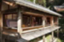 日龍峯寺籠堂