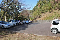 高澤観音第一駐車場