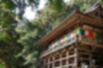 日龍峯寺本堂