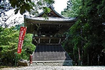日龍峯寺鐘楼