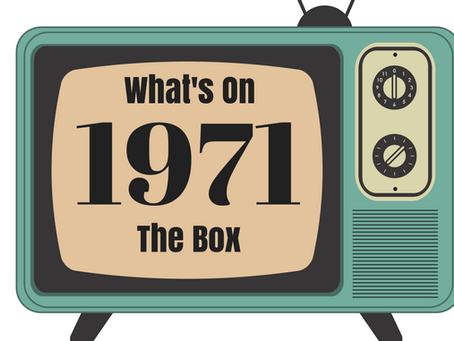 What's on TV in 1971?