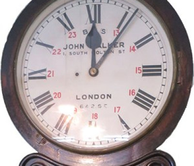 Short Story – The Old Station Clock