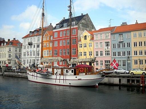 Nyhaven Copenhagen, Denmark