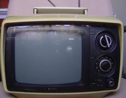 What was on Television in 1970?