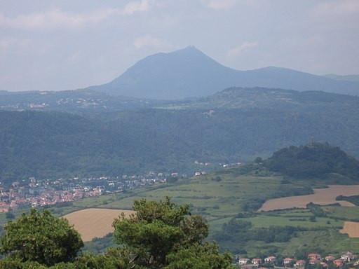 Puy De Dome, Auvergne, France