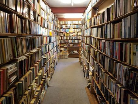 A New Online Bookshop!