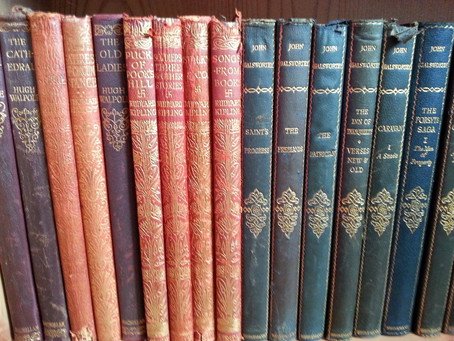 Old Books & Forgotten Authors