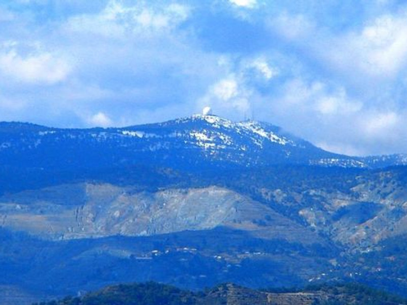 Cyprus Mountains