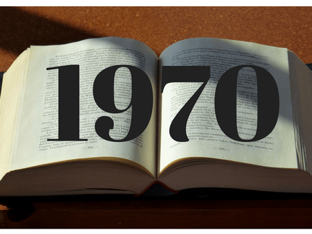 Top Books from 1970