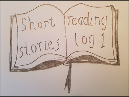 Short Story Reading Log – Part 1
