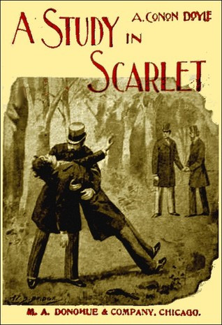 A Study in Scarlet - First Sherlock Holmes story