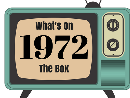 What was On TV Today in 1972