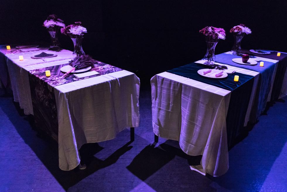 The Dinner Party Operas NYU Grad Musical Theatre Photo Steven Pisano