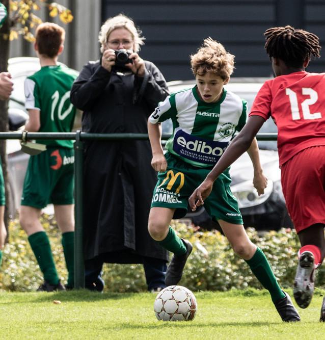Lommel SK U15 -Royal Antwerp (173 van 25