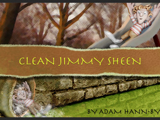 Clean Jimmy Sheen - Available Now!