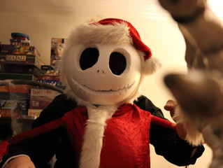 Tutorial: How to Make a Jack Skellington Costume for Halloween
