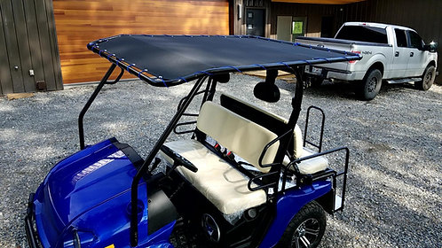 GMCC Custom Extended Cruiser Top Green Machine Carts Exclusive
