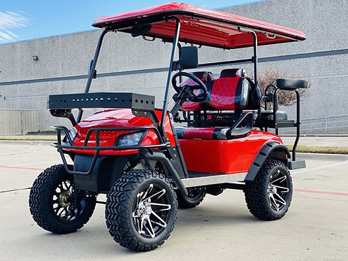 GMCC Discovery 2+2 LSV Street Legal Cart LIMITED