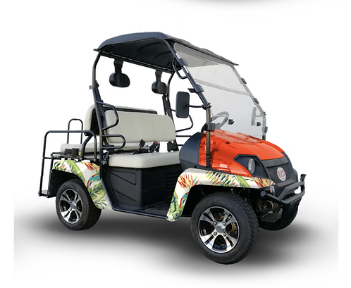 Margaritaville Special Edition Carts