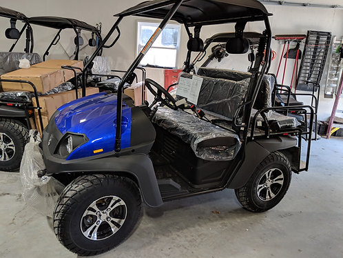 GMCC Electric LSV 60v Street Legal