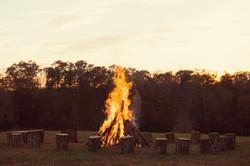 Bigger bon fire