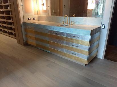lavanetas muebles bano madera monterrey