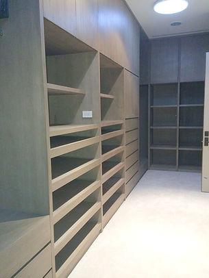 closet vestidor madera monterrey