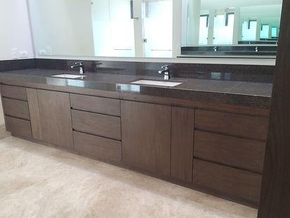 lavanetas muebles baño madera monterrey