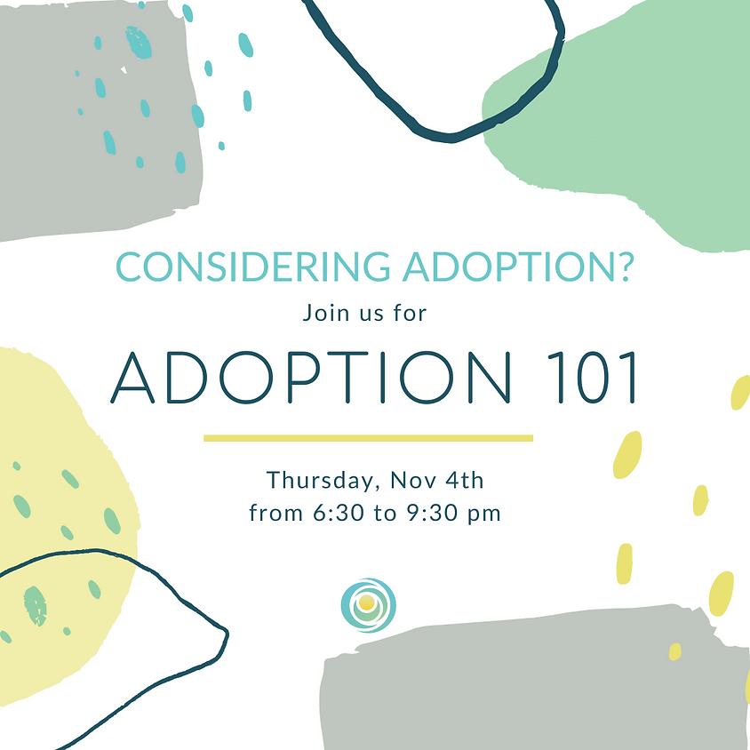 Adoption 101 November 2021
