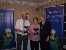 Geoff & Ann Moore, Roy Tickle
