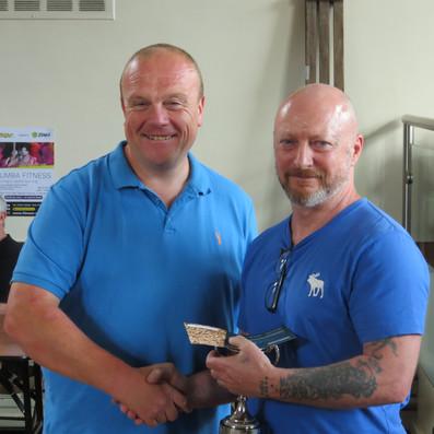 Karl Adamson & Simo Devaney Hull BS President