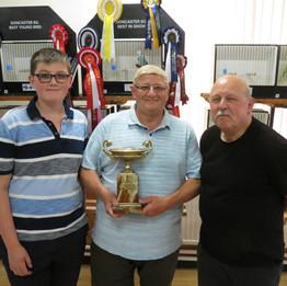 bis winners Joe Wheeler & Ian Heptinstal