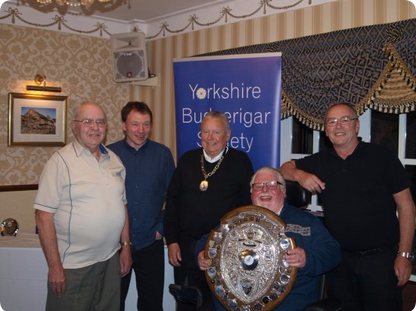 Hull BS team shield winners 2015