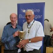 Ray Steele & YBS president Geoff Moore