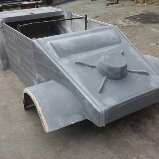 kit carroceria kubelwagen