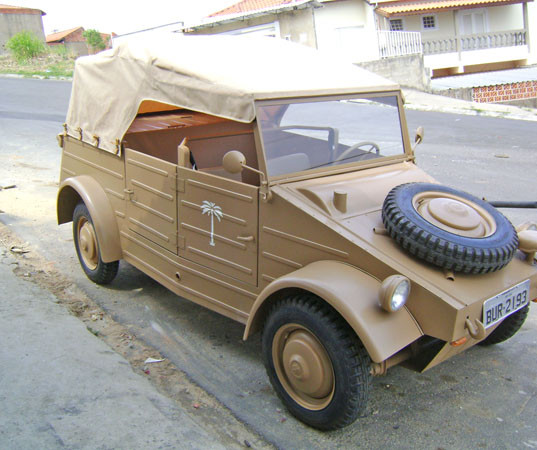 kubelwagen fibracar