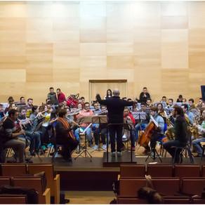 La Banda Sinfónica de Córdoba entra en el año 'Al estilo vienés'