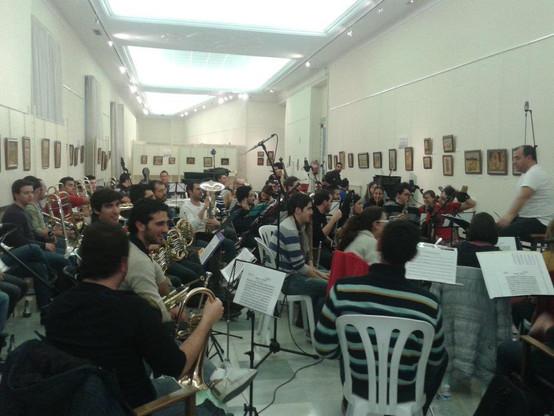 """Grabación CD """"Sinfonía Procesional Cordobesa"""""""